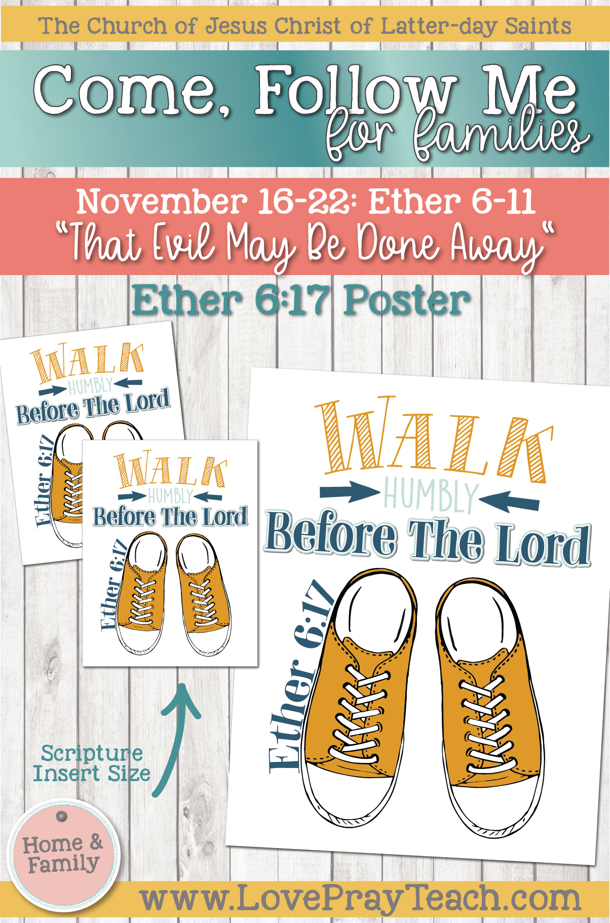 """Come, Follow Me—For Individuals and Families: Book of Mormon 2020 -November Week 4-November 16-22, Ether 6-11 """"That Evil May Be Done Away"""""""
